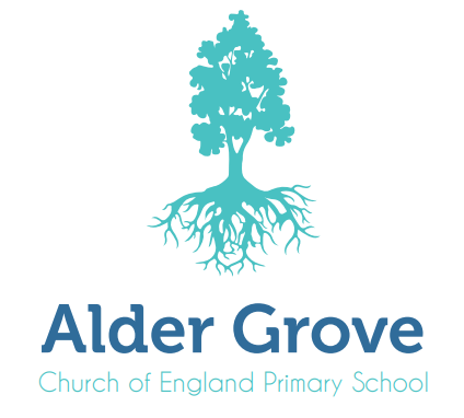 Alder Grove Church of England Primary School Logo