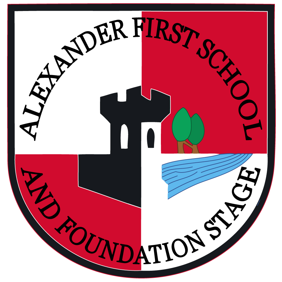 Alexander First School and Foundation Stage Logo