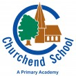 Churchend School Logo