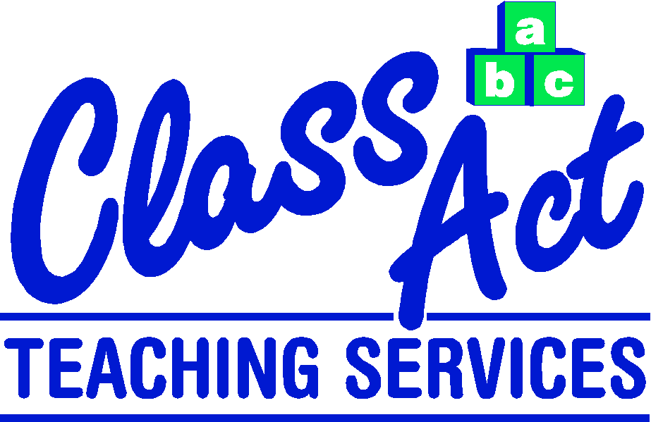 Class Act Teaching Services Logo