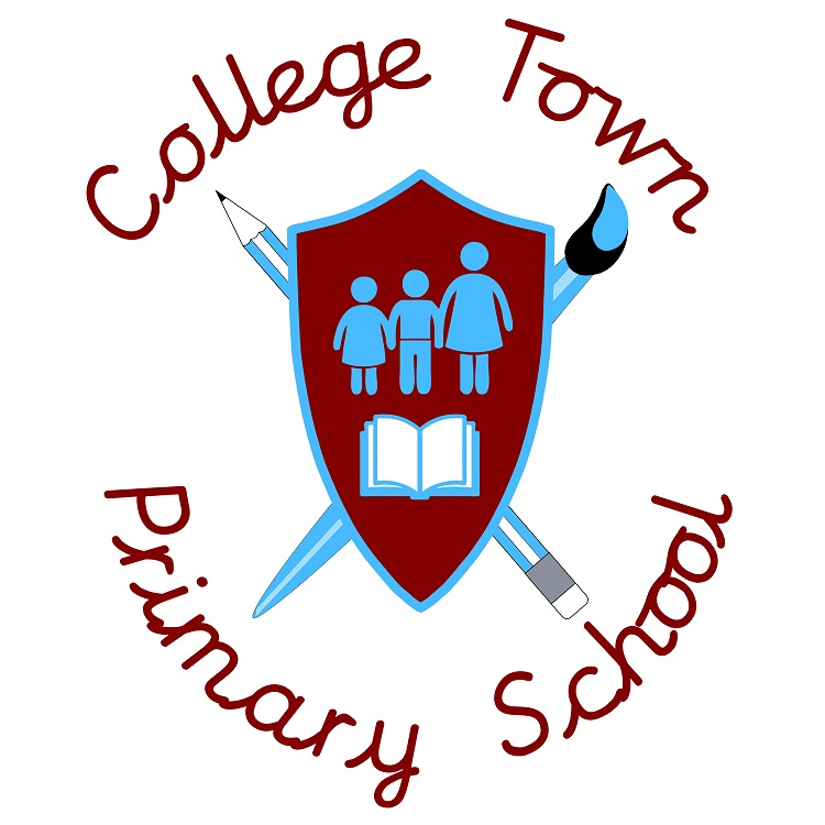 College Town Primary School Logo