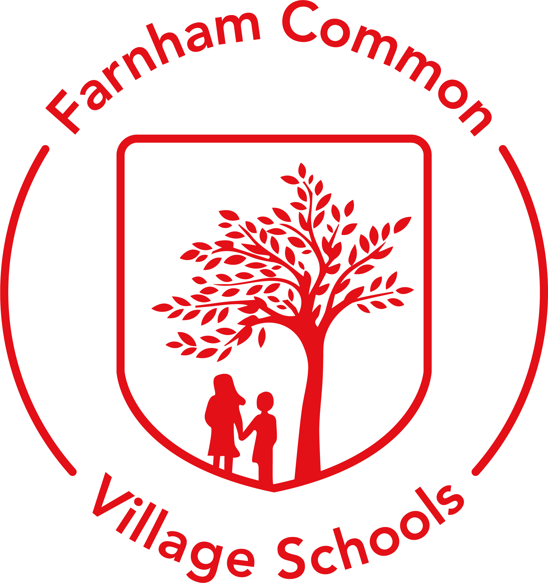 Farnham Common Village Schools Logo