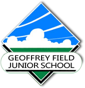 Geoffrey Field Junior School Logo