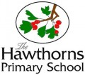 The Hawthorns Primary School Logo