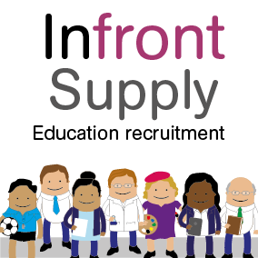 Infront Supply Logo