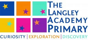 The Langley Academy Primary Logo