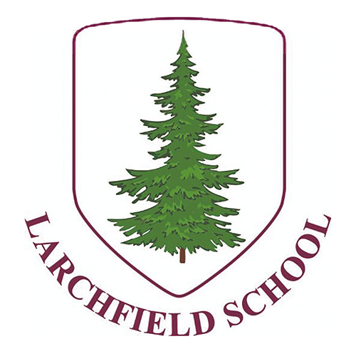 Larchfield Primary and Nursery School Logo