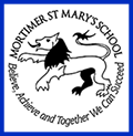 Mortimer St Mary's CE Voluntary Aided Junior School Logo