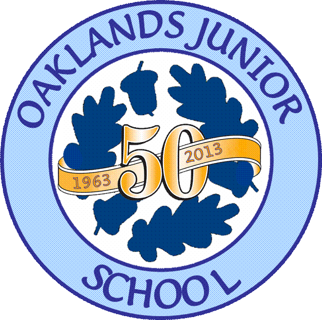 Oaklands Junior School Logo