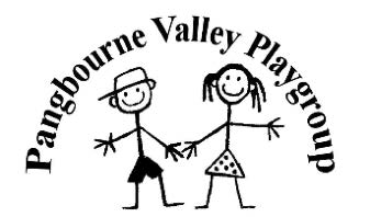 Pangbourne Valley Playgroup Logo
