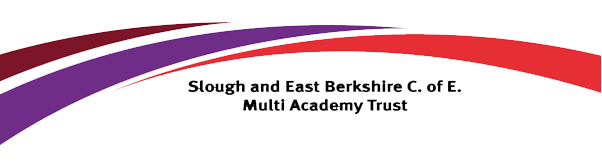 Slough and East Berkshire C of E Multi Academy Trust Logo