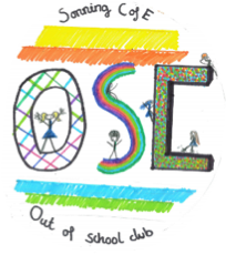 Sonning CE Primary Out of School Club Logo