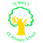 St Mary's CE Primary School, Slough Logo