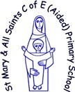 St Mary & All Saints C of E Primary School Logo