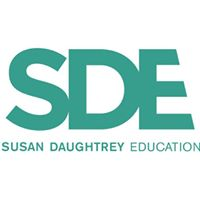 Susan Daughtrey Education Logo