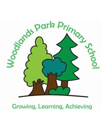 Woodlands Park Primary School Logo