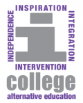 iCollege, West Berkshire Logo